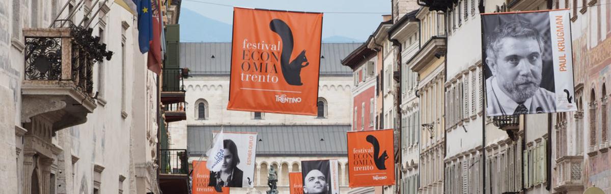 Analisi del Festival dell'Economia Trento 2017