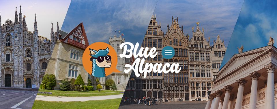 BlueAlpaca: uno smart chatbot per una smart city