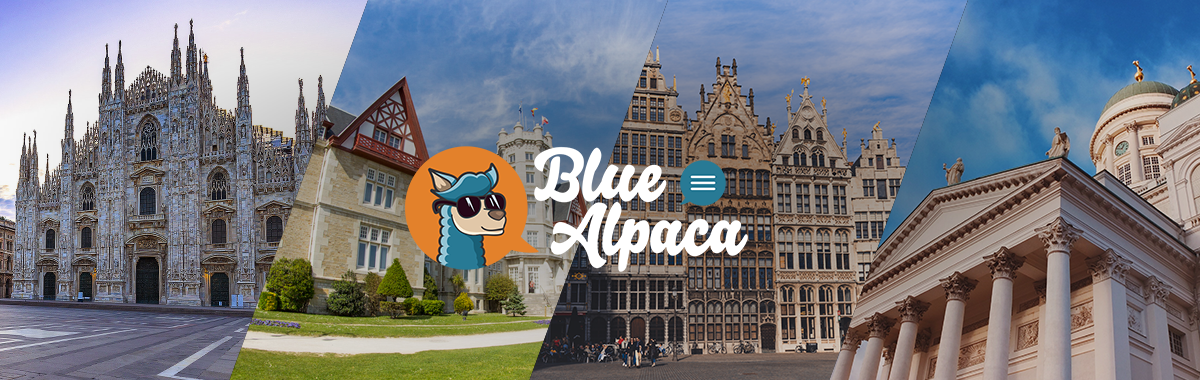 BlueAlpaca: a smart chatbot for a smart city