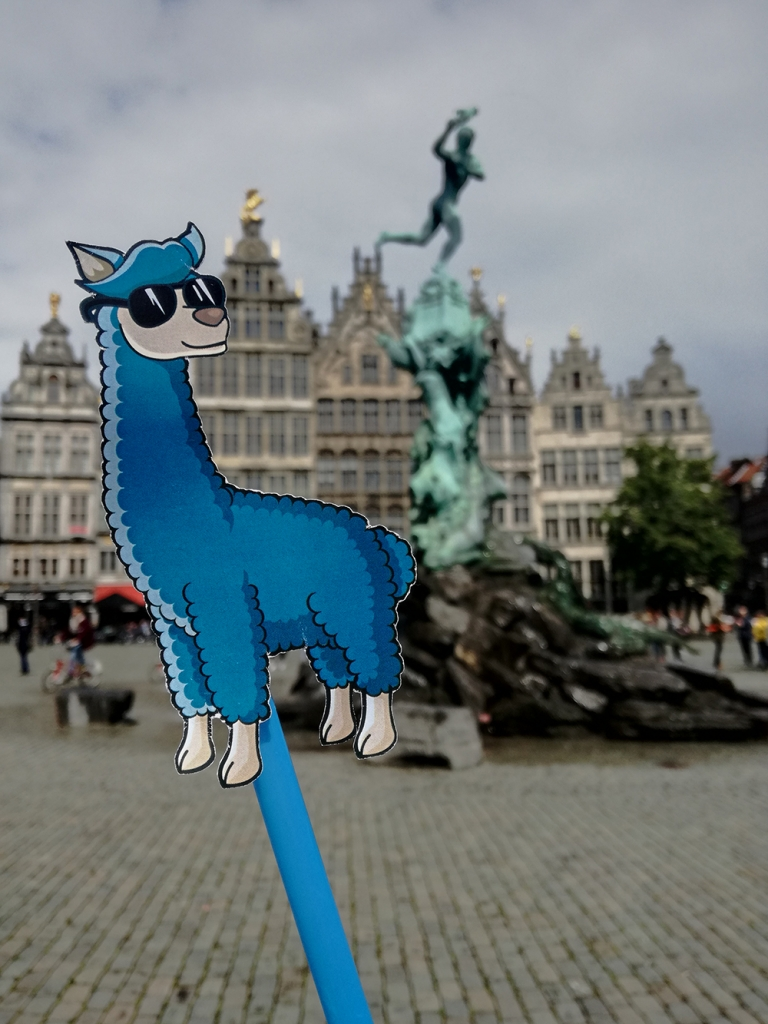 BlueAlpaca ad Anversa