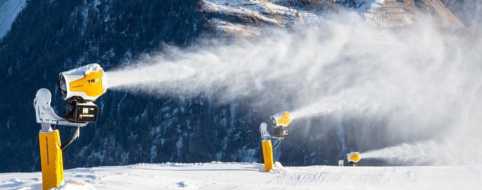 Un mare di dati per una montagna di neve